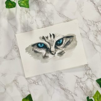 Eco Tiger Original Painting