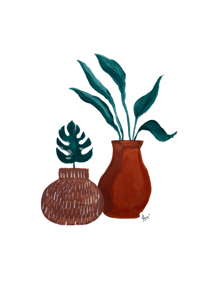 The Personality Plant's Collection